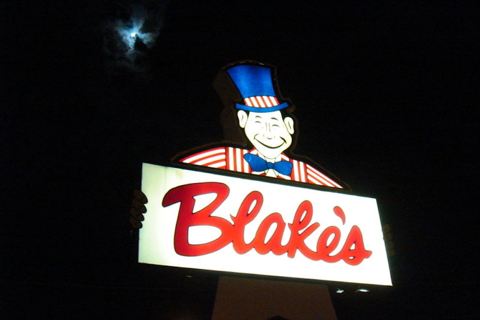 New Mexico - Blake's Lotaburger