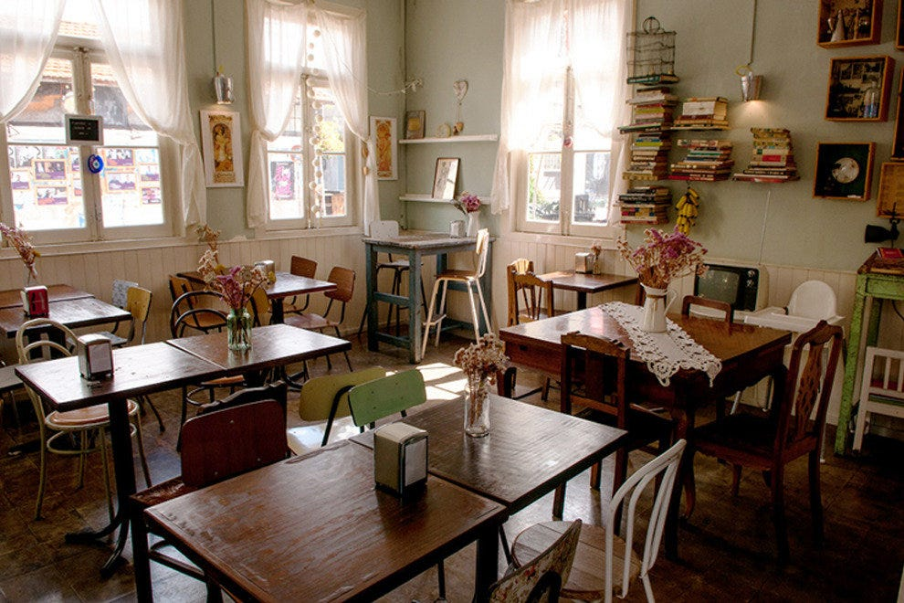 布里卡咖啡馆
