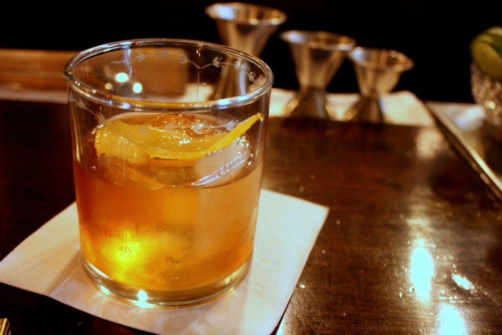 The Old Fashioned is one of the first cocktails ever created