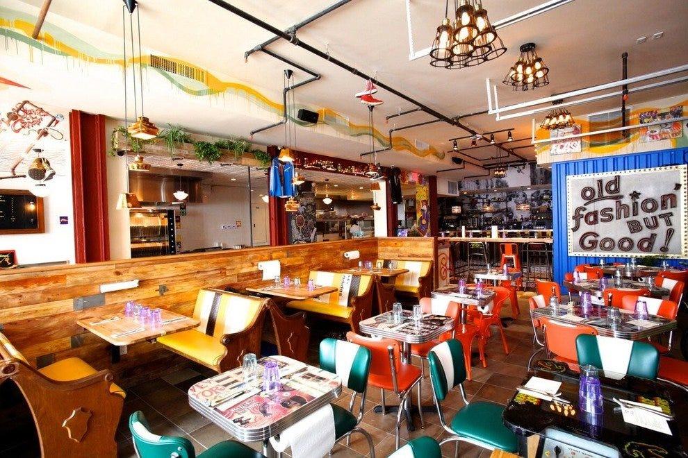 Marcus Samuelsson Restaurants In New York