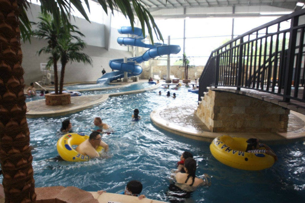 King spa waterpark dallas attractions review 10best for Pool show dallas