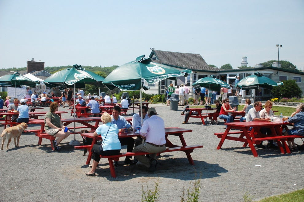 Vote the lobster shack at two lights best waterfront for Best time to visit maine for lobster