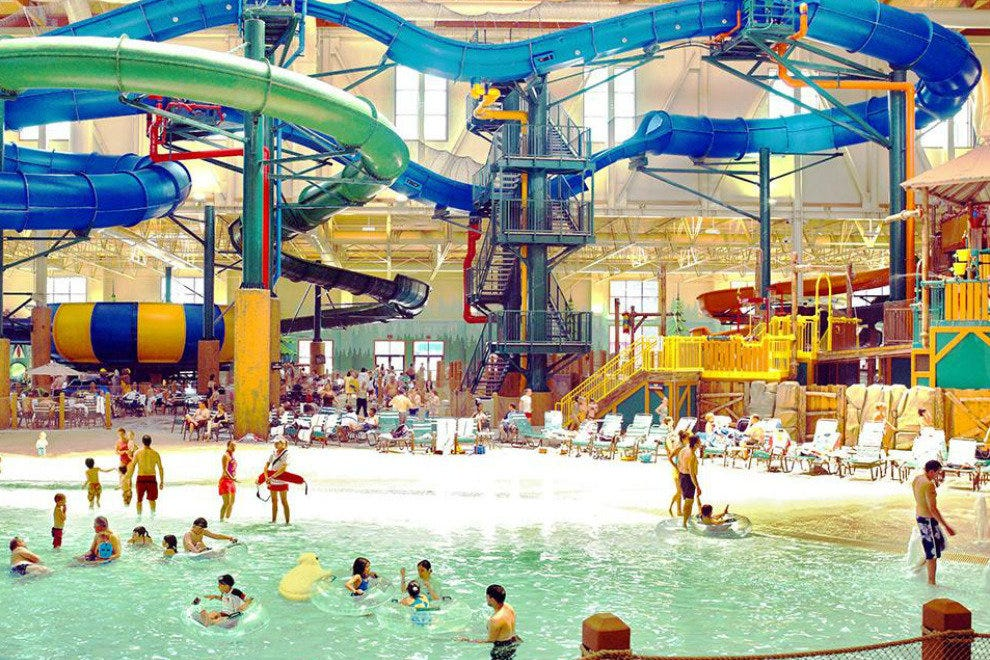 Great Wolf Lodge Spa Grand Mound