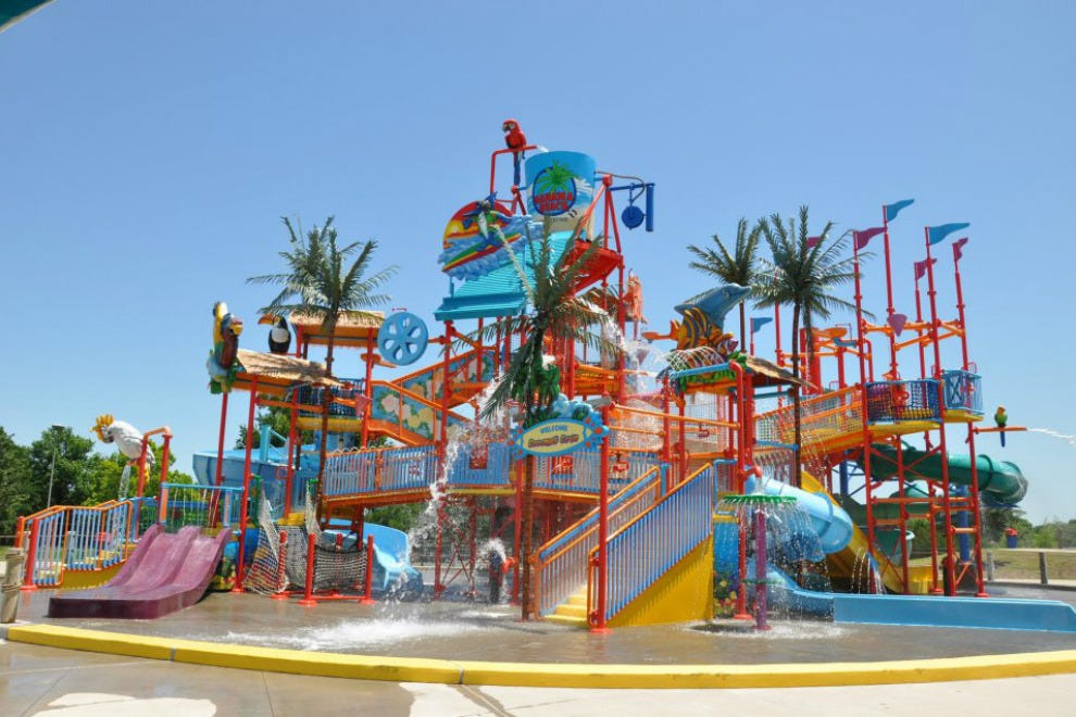 Bahama Beach Family Waterpark Dallas Attractions Review 10best Experts And Tourist Reviews