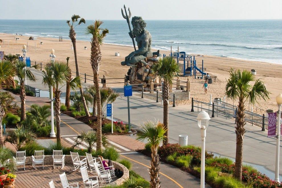 Virginia Beach Va Convention And Visitors Bureau