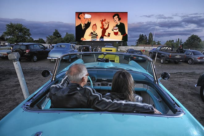 Vote best drive in movie theater nominees 2016 10best for Motor vu drive in dallas oregon