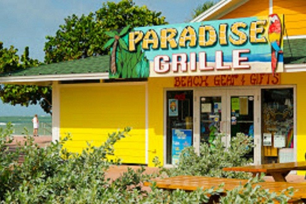 Paradise Grille