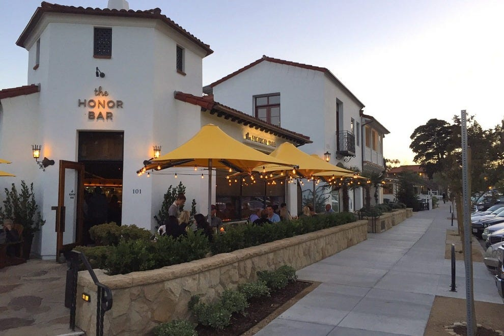 Good Restaurants In Santa Barbara