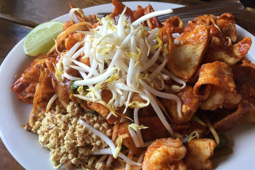 Best Thai Restaurants Portland Or