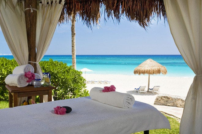 Relax, Refresh and Rejuvenate in one of Cancun's 10 Best Spas