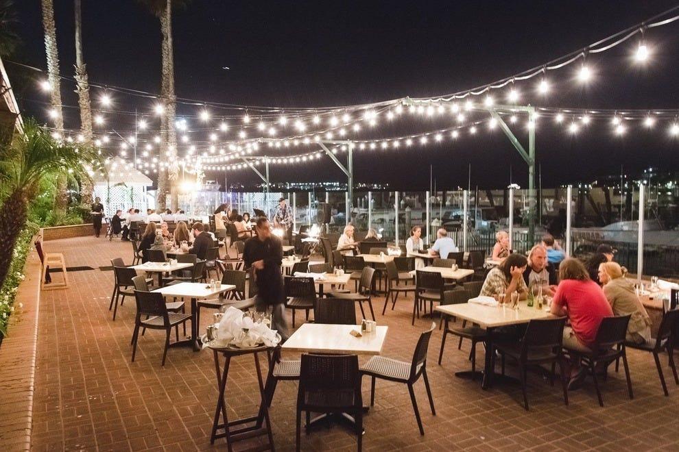 Best Restaurants For Lunch In Marina Del Rey