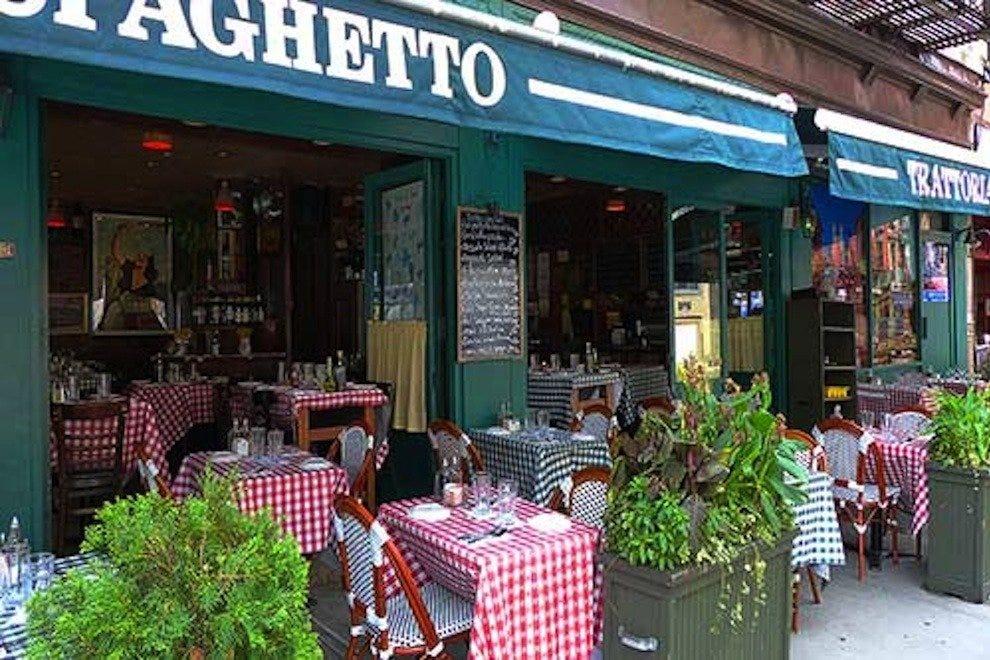 New york italian food restaurants 10best restaurant reviews for Destination spas near nyc