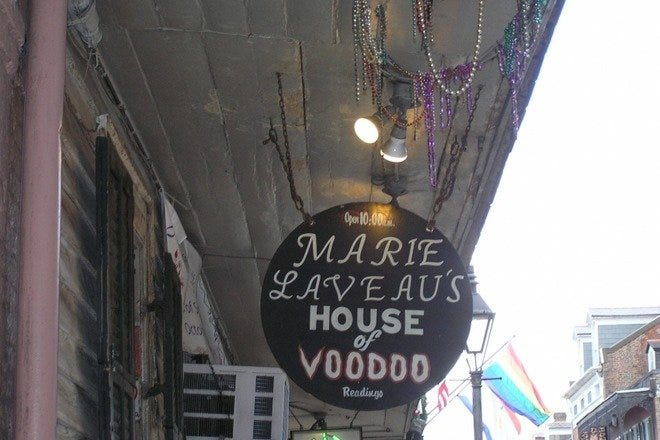 Marie Laveau House of Voodoo: New Orleans Shopping Review