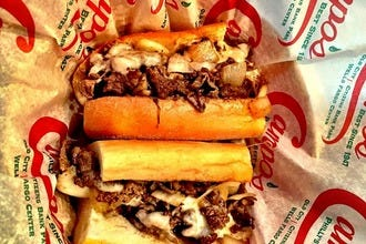 Campo's Philly Cheesesteak