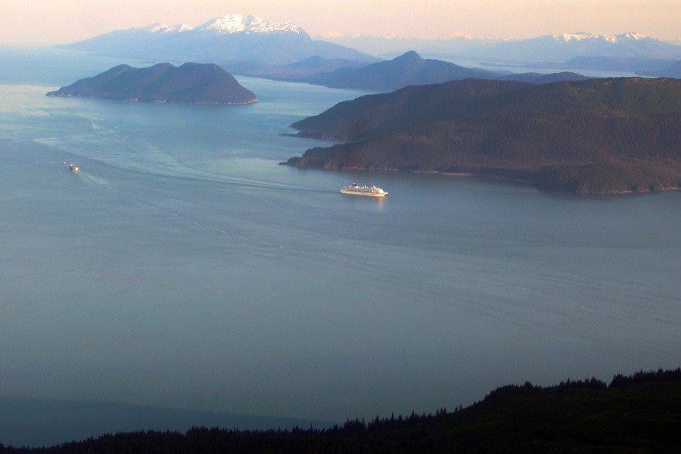 Cruise into Alaska's Pristine Wilderness
