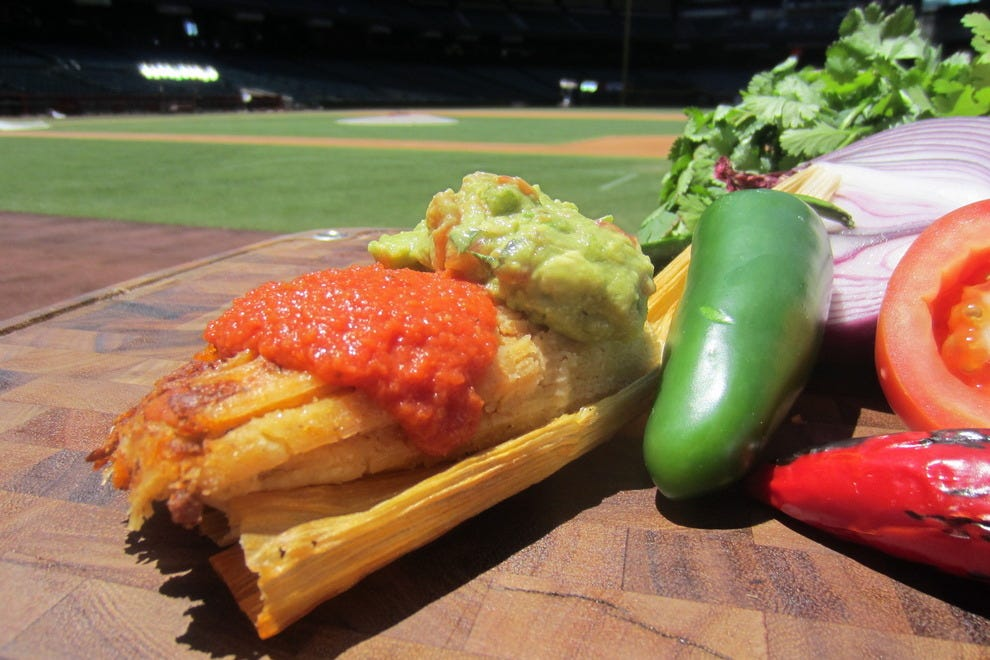 Can I Bring Food Into Rangers Ballpark