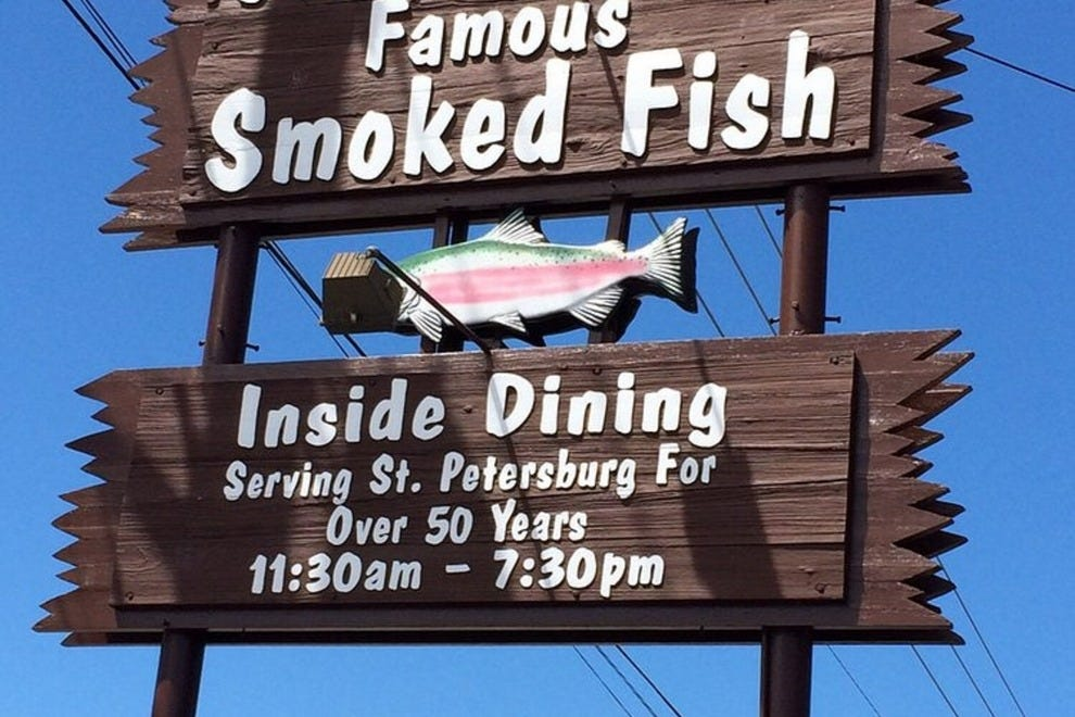 Ted Peters Famous Smoked Fish