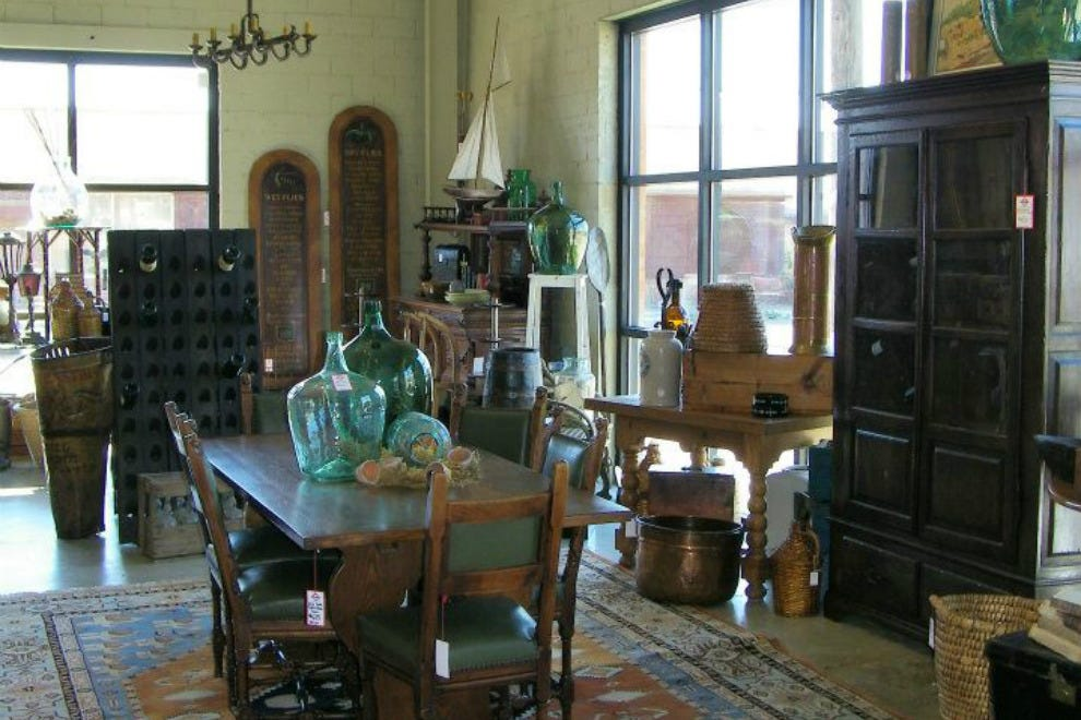 Shopping Slideshow: Antique Shops In Dallas