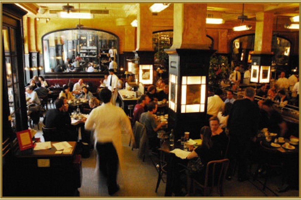 balthazar new york restaurants review 10best experts and tourist