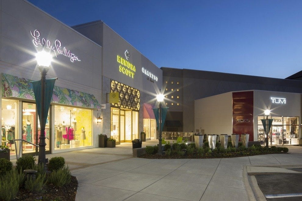 Summit Mall Stores >> Birmingham Malls And Shopping Centers 10best Mall Reviews