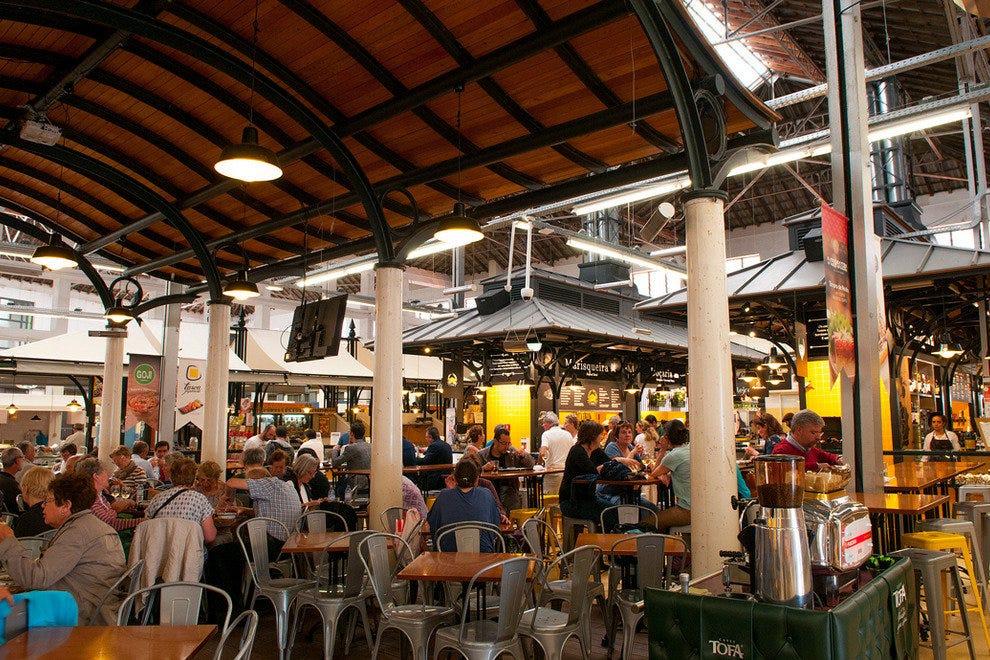 Family Friendly Restaurants In Lisbon