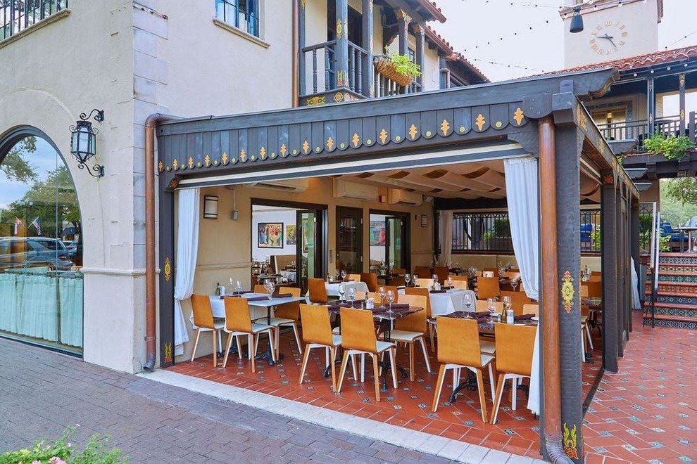 Highland Village Italian Restaurants