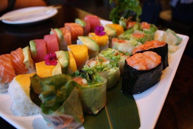 Sushi in San Antonio