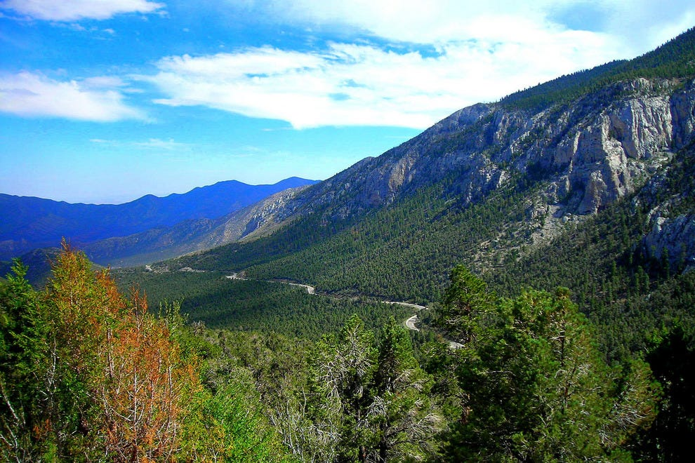Mount Charleston Las Vegas Attractions Review 10best