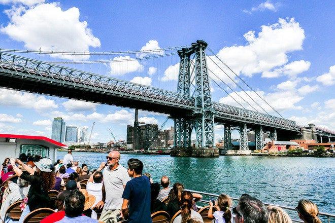 纽约的旅游和远足