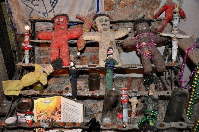 Voodoo Shops in New Orleans