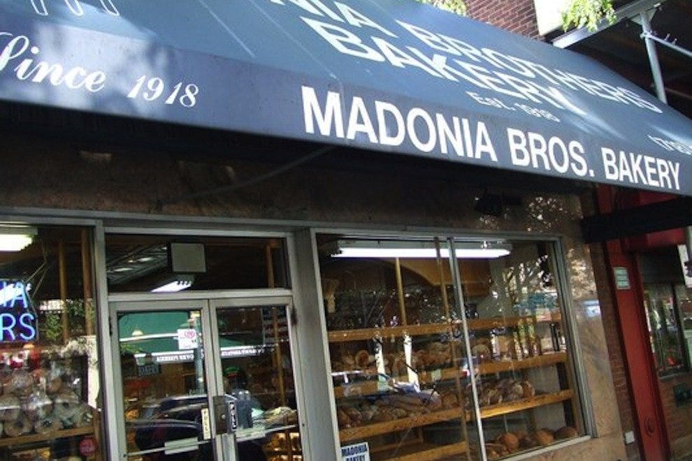 Madonia Brothers Bakery