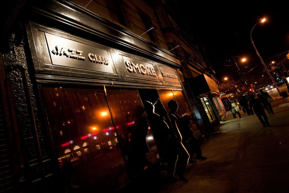 New York Live Jazz Bands Clubs 10best Blues Music Reviews