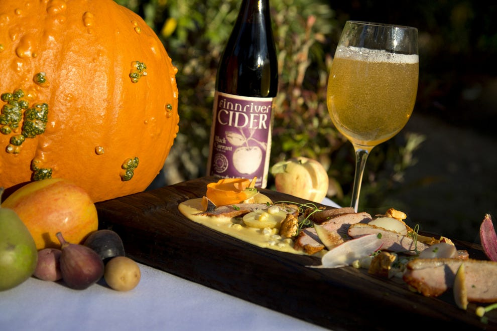 CiderHood shows off local flavors and the bounty of the season