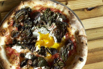 Neapolitan Pizza with Local Ingredients Makes a Stand in San Antonio