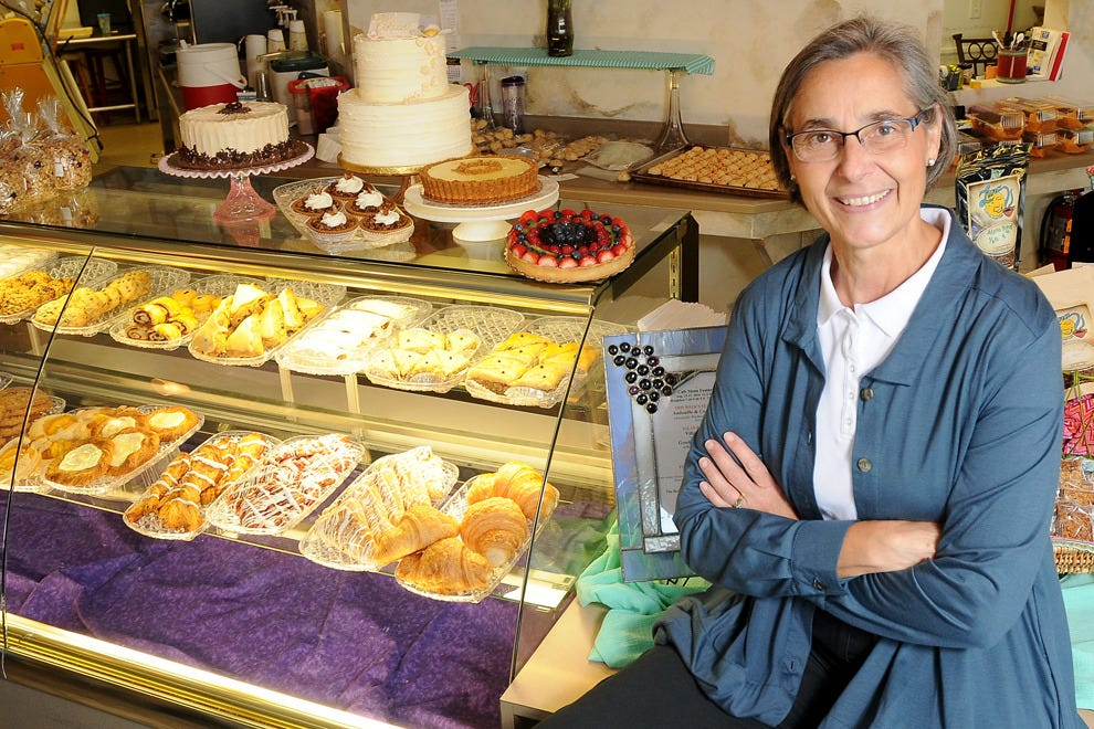 Mary Pappas of Alpha Delights