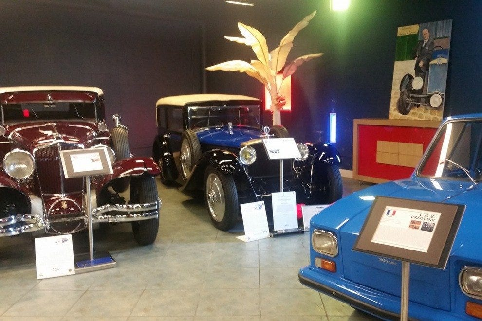 Tampa Bay Automobile Museum