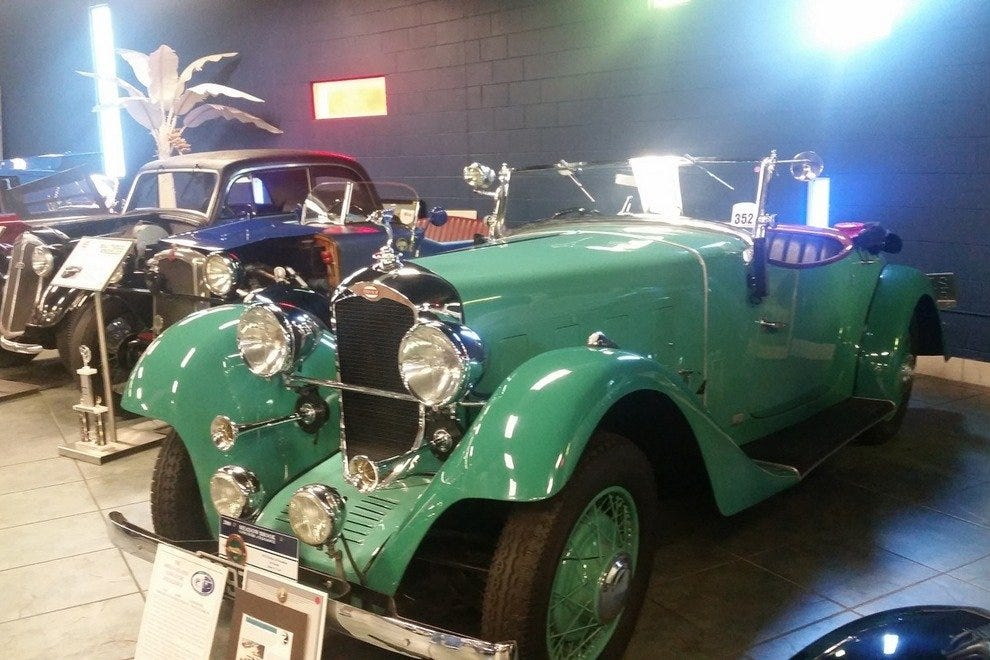 Tampa Bay Automobile Museum: St. Petersburg / Clearwater ... | 990 x 660 jpeg 122kB