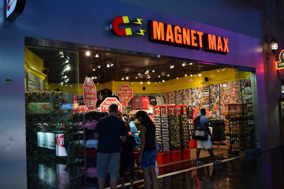 Magnet Max Las Vegas Shopping Review 10best Experts And