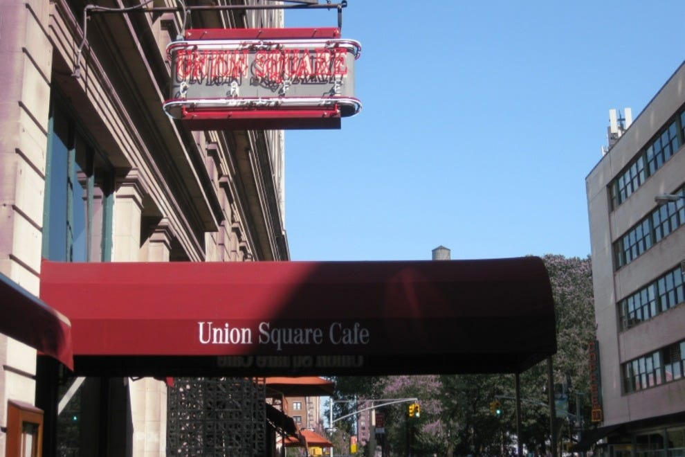 Union Square Café New York Restaurants Review 10best Experts And