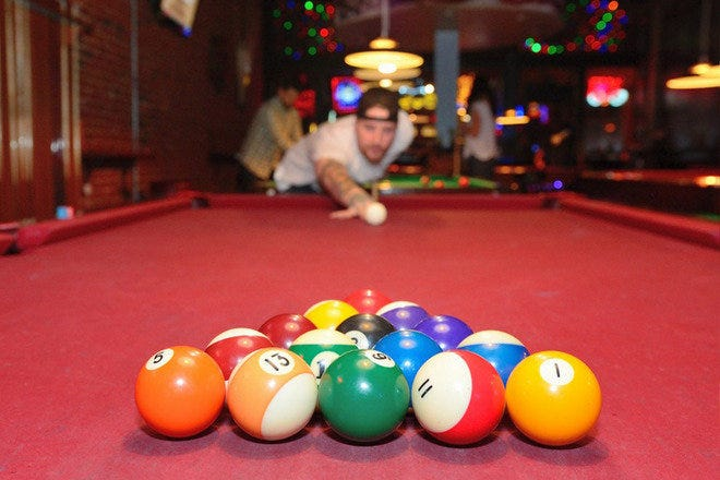 Billiards in Denver