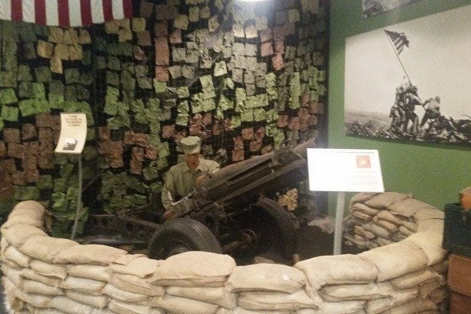 Armed Forces Military Museum