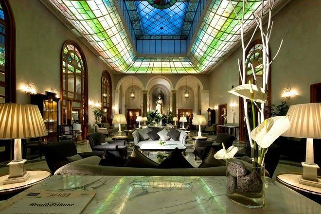 Luxury Hotels in Rome