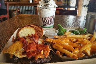 Twisted Root Burger Co.- Arlington