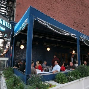 New york seafood restaurants 10best restaurant reviews for American continental cuisine