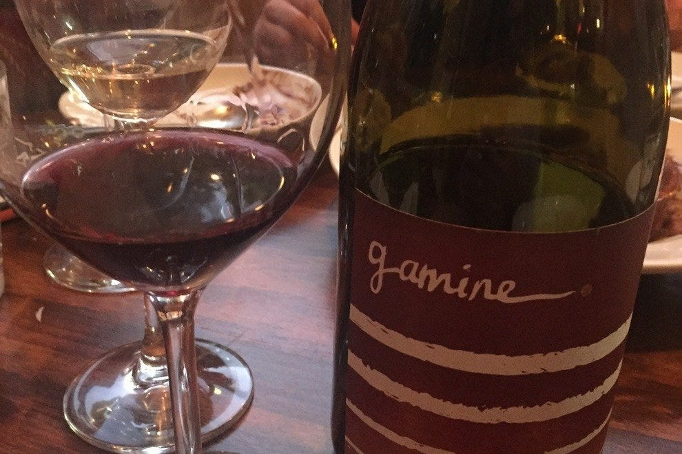 Oui Wine Bar at SE Wine Collective
