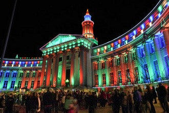 Downtown Denver Grand Illumination