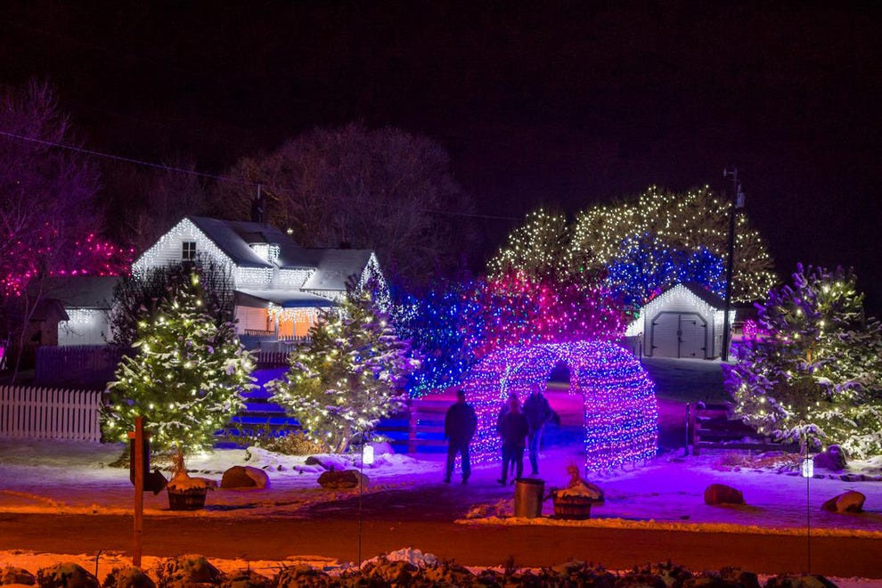 Trail Of Lights Chatfield Farms Denver Attractions Review 10best Experts And Tourist Reviews