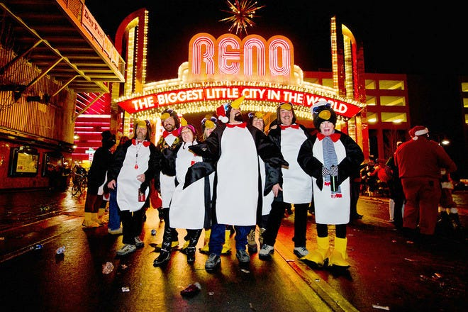 Holiday Attractions in Reno