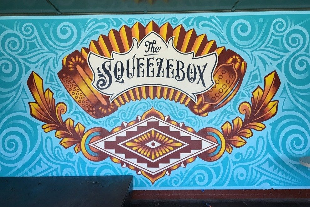 The Squeezebox