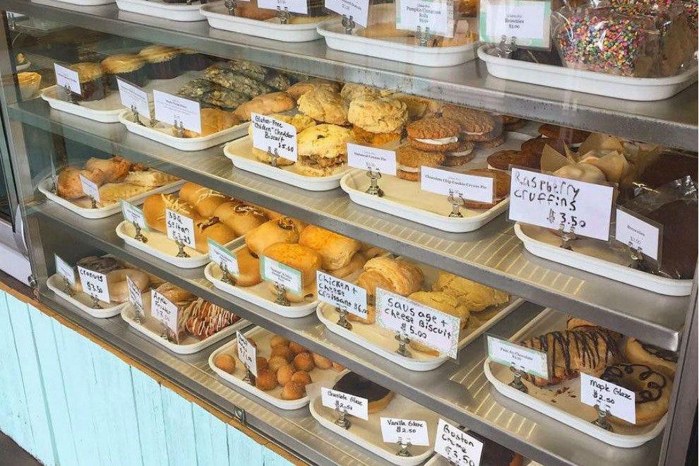 Gluten Free Baked Goods Restaurants In Dallas